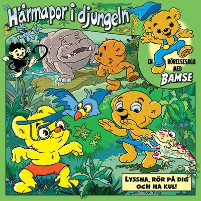 Härmapor i djungeln