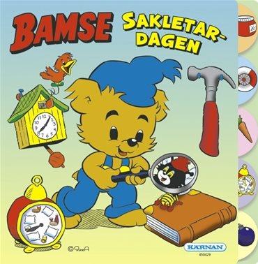 Bamse - Pekbok
