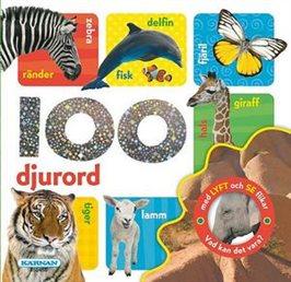 100 Djurord