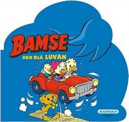 Bamse och den blå luvan