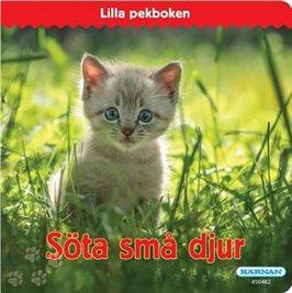 Lilla pekboken - Söta små djur