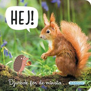 Hej! Djurbok för de allra minsta