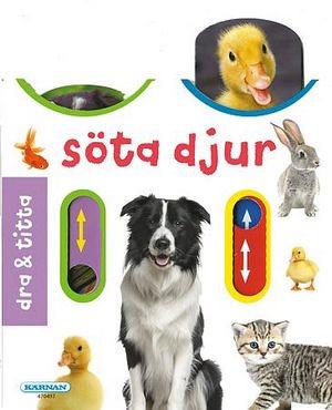 Söta djur titta & dra