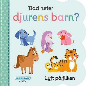 Vad heter djurens barn?