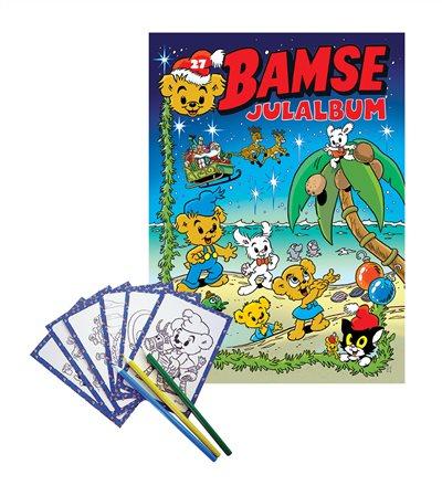 Bamse julalbum nr 27