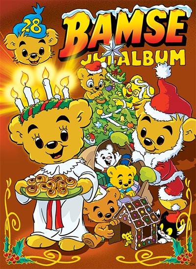 Bamse Julalbum 28