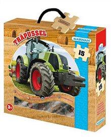Pussel - Traktor