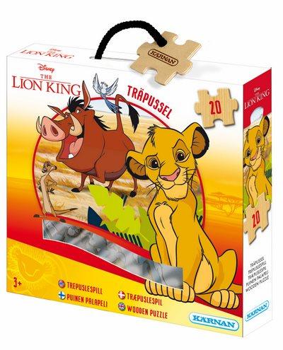Disney Lejonkungen pussel- 20 bitar