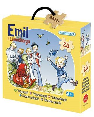 Emil i Lönneberga askpussel