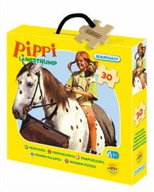 Pippi Långstrump pussel - 30 bitar