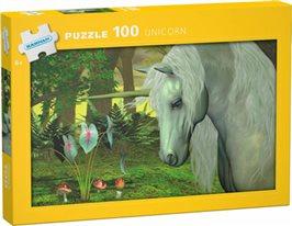 Unicorn: 100 bitar pussel