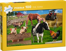 The farm: 100 bitar pussel