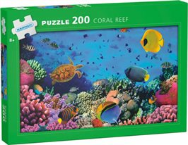 Coral reef: 200 bitar pussel