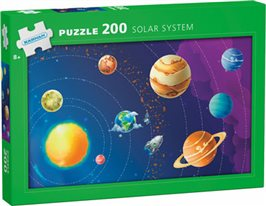 Solar system: 200 bitar