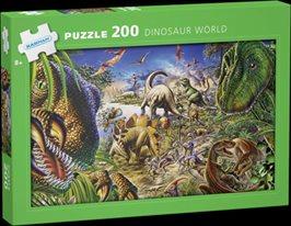 Dinosaur: 200 bitar pussel