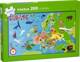 Europe: 200 bitar pussel