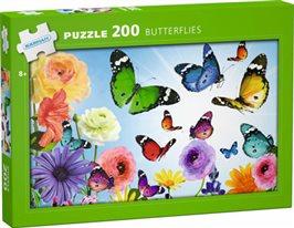 Butterflies: 200 bitar pussel