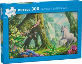 Fantasy landscape: 300 bitar pussel