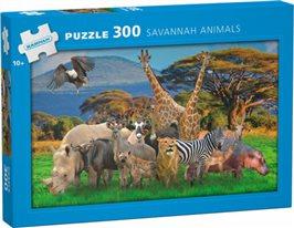 Savannah animals: 300 bitar pussel