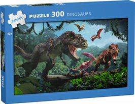 Dinosaurs: 300 bitar pussel