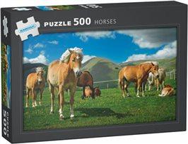 Horses: 500 bitar pussel