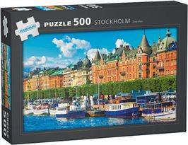 Stockholm: 500 bitar