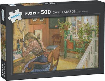 500 bitars pussel - Carl Larsson