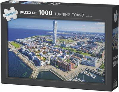 Turning Torso: 1000 bitar pussel