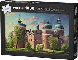 Gripsholms slott: 1000 bitar