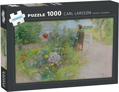Carl Larsson, sommar i sundborn