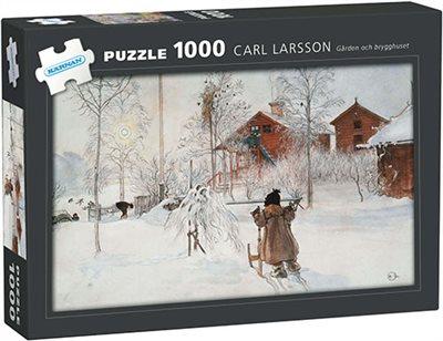 Carl Larsson, gården och brygghuset