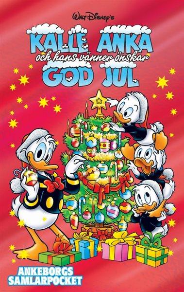 Kalle Anka önskar god jul 2019