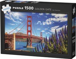 Golden Gate: 1500 bitar pussel