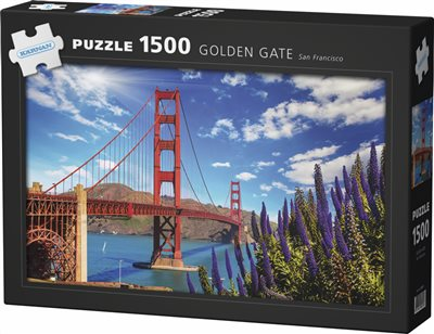 Golden Gate: 1500 bitar pussel