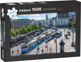 Göteborg: 1500 bitar pussel