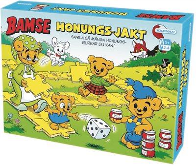 Bamses Honungs-jakt