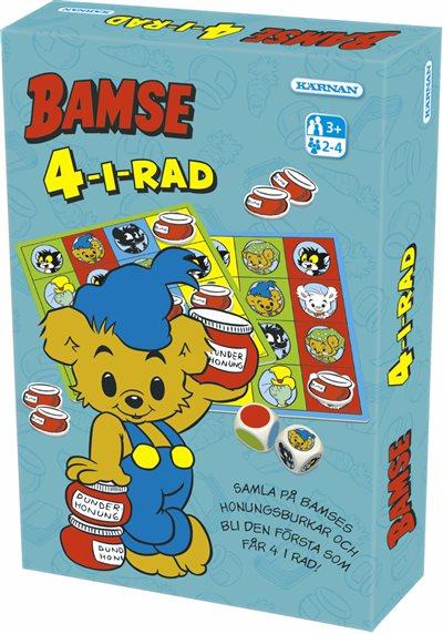 Bamse Fyra-i-rad