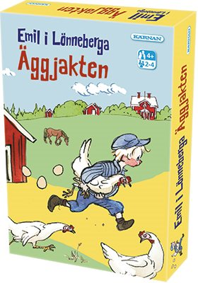 Emil i Lönneberga - Äggjakten