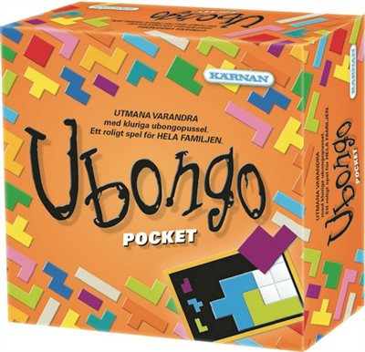 Mini Ubongo - Familj