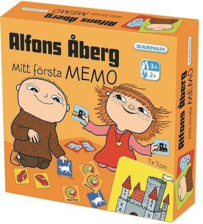 Alfons Åberg -  Memo