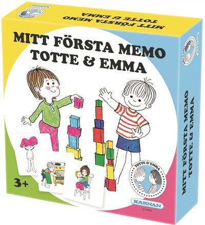 Emma & Totte memo