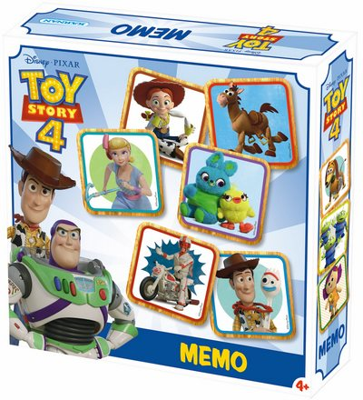 Toy Story 4 memo