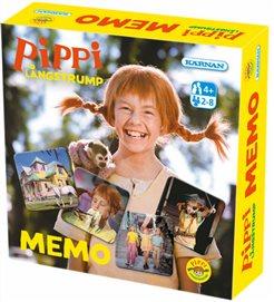 Pippi Långstump - memo