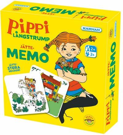 Pippi långstrump - jättememo
