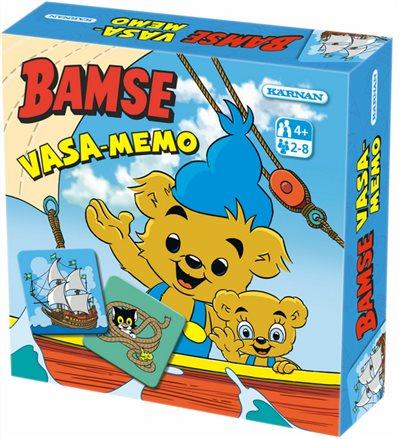 Bamse Vasa - Memo