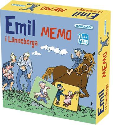 Emil i Lönneberga Memo