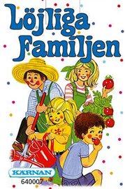 Löjliga Familjen kortspel