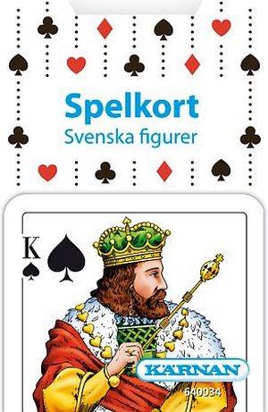 Kortlek - Svenska figurer