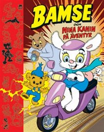 Bamse och Nina Kanin på äventy