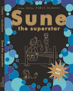 Sune the superstar!